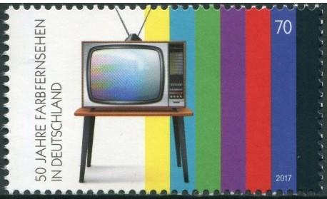 alemania-federal-2017-correo-n-03114-50-anos-de-television-en-color-en-alemania