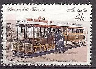MelbourneTram1989