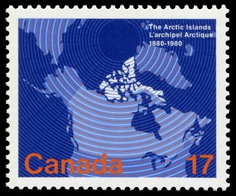 the-arctic-islands-1880-1980-canada-stamp