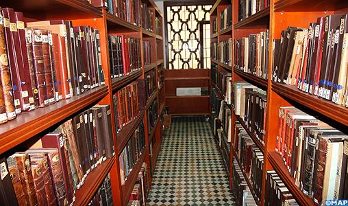 Fes-Bibliotheque-Quaraouiyine-M4